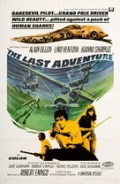 Les aventuriers - Movie Poster (xs thumbnail)