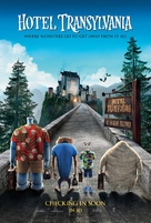 Hotel Transylvania - Teaser poster (xs thumbnail)