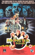 The Monster Squad - British Movie Cover (xs thumbnail)