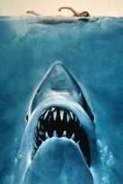 Jaws - British Movie Poster (xs thumbnail)