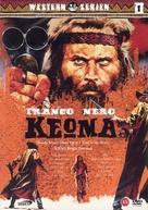 Keoma - Danish DVD movie cover (xs thumbnail)
