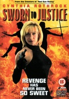 Sworn to Justice - British poster (xs thumbnail)