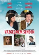 Celeste and Jesse Forever - Turkish Movie Poster (xs thumbnail)