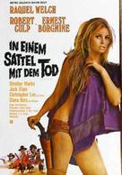 Hannie Caulder - German Movie Poster (xs thumbnail)