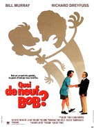 What About Bob? - French Movie Poster (xs thumbnail)