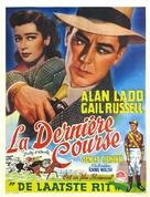 Salty O'Rourke - Belgian Movie Poster (xs thumbnail)