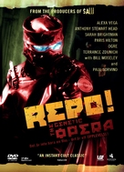 Repo! The Genetic Opera - Swedish DVD movie cover (xs thumbnail)
