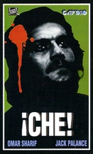 Che! - Argentinian VHS movie cover (xs thumbnail)