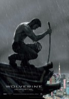 The Wolverine - Mexican Movie Poster (xs thumbnail)