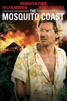 The Mosquito Coast - DVD cover (xs thumbnail)