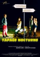 Nachtlärm - Swiss Movie Poster (xs thumbnail)