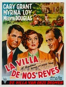 Mr. Blandings Builds His Dream House - Belgian Movie Poster (xs thumbnail)