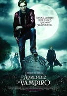 Cirque du Freak: The Vampire's Assistant - Argentinian Movie Poster (xs thumbnail)
