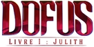 Dofus - Livre 1: Julith - French Logo (xs thumbnail)