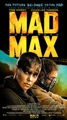 Mad Max: Fury Road - Lebanese Movie Poster (xs thumbnail)