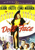 Doll Face - DVD cover (xs thumbnail)