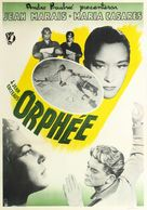 Orphée - Swedish Movie Poster (xs thumbnail)
