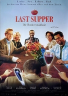 The Last Supper - German Movie Poster (xs thumbnail)
