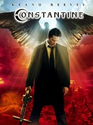 Constantine - DVD movie cover (xs thumbnail)