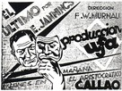 Der letzte Mann - Spanish Movie Poster (xs thumbnail)