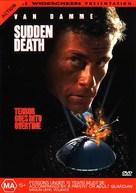 Sudden Death - Australian DVD movie cover (xs thumbnail)