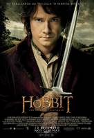 The Hobbit: An Unexpected Journey - Portuguese Movie Poster (xs thumbnail)