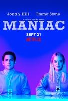 """""""Maniac"""" - Movie Poster (xs thumbnail)"""