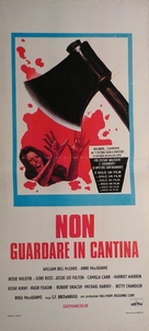 Don't Look in the Basement - Italian Movie Poster (xs thumbnail)