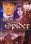 Nella stretta morsa del ragno - DVD cover (xs thumbnail)