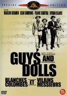 Guys and Dolls - Dutch DVD movie cover (xs thumbnail)