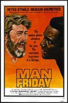 Man Friday - Movie Poster (xs thumbnail)