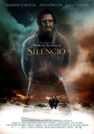 Silence - Colombian Movie Poster (xs thumbnail)