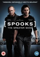 Spooks: The Greater Good - British DVD cover (xs thumbnail)