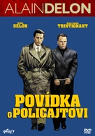 Flic Story - Slovak DVD movie cover (xs thumbnail)