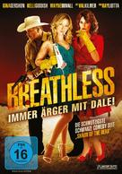 Breathless - German Movie Cover (xs thumbnail)
