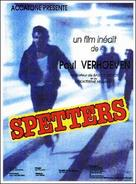 Spetters - French Movie Poster (xs thumbnail)