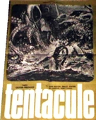 Tentacoli - Romanian Movie Poster (xs thumbnail)