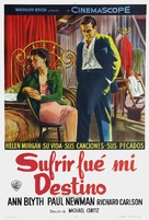 The Helen Morgan Story - Argentinian Movie Poster (xs thumbnail)