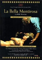 La belle noiseuse - Spanish Movie Poster (xs thumbnail)