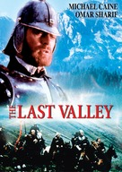The Last Valley - British Movie Cover (xs thumbnail)