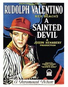 A Sainted Devil - Movie Poster (xs thumbnail)