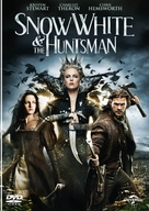 Snow White and the Huntsman - DVD movie cover (xs thumbnail)