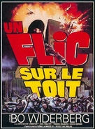 Mannen på taket - French Movie Poster (xs thumbnail)