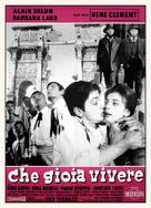 Che gioia vivere - Italian Movie Poster (xs thumbnail)