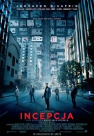 Inception - Polish Movie Poster (xs thumbnail)
