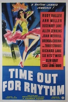 Time Out for Rhythm - Movie Poster (xs thumbnail)