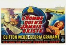 The Man Who Never Was - Belgian Movie Poster (xs thumbnail)