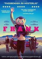 Frank - Swedish Movie Poster (xs thumbnail)