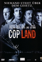 Cop Land - German DVD cover (xs thumbnail)