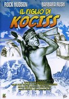 Taza, Son of Cochise - Italian DVD cover (xs thumbnail)